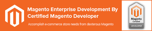 Quality Magento Enterprise Development By Certified Magento Developer