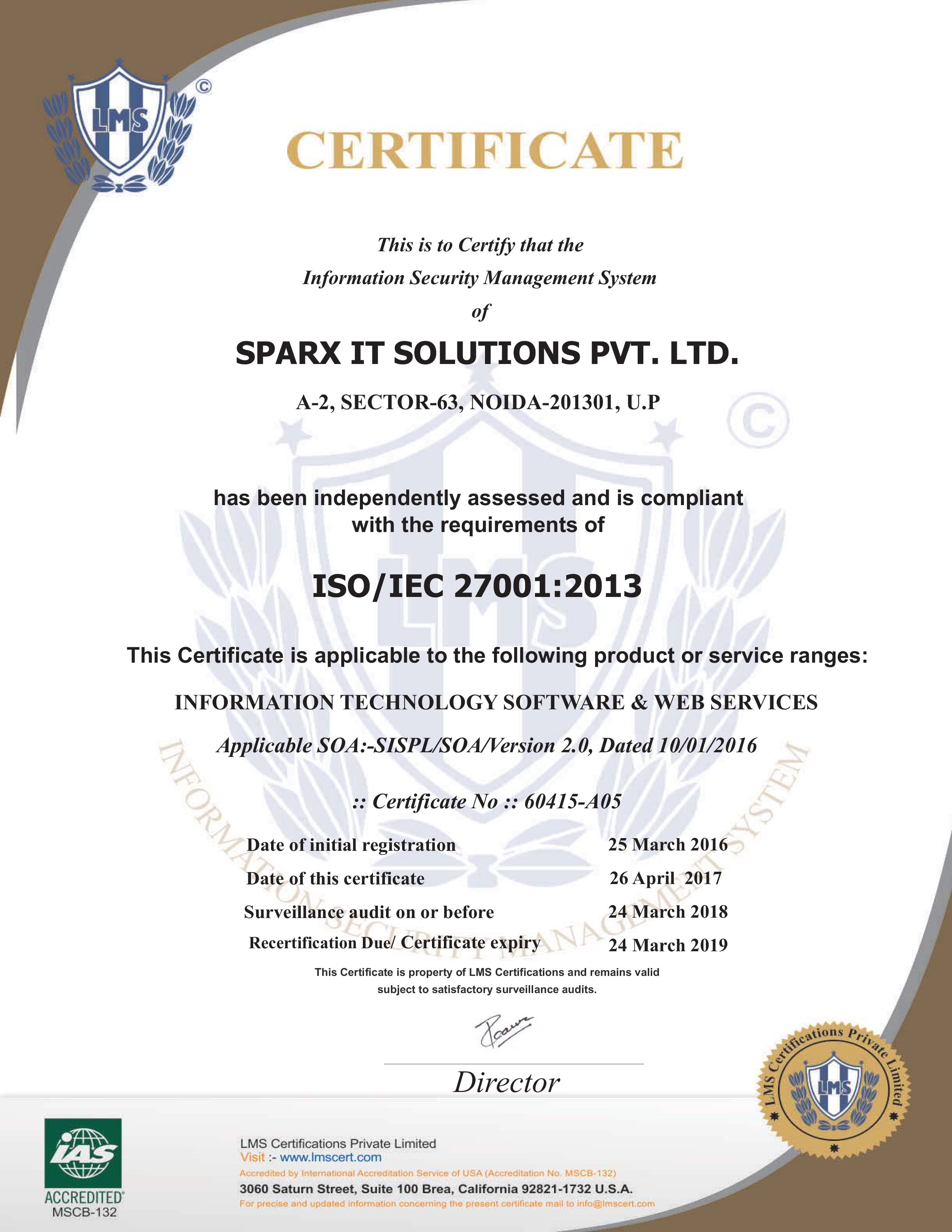 ISO 900 :2008