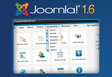 Joomla latest version 1.6 – Review
