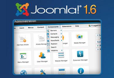 Joomla latest version 1.6 – Review