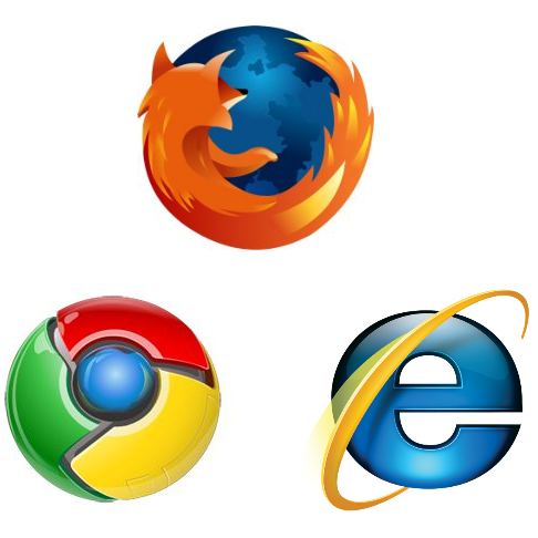 the three web browsers Looking close at ie, which unlike chrome, firefox, and safari, tends to have multiple versions out, you'll see that ie 11 is easily the most popular edition with 148 percent of users curiously, it's followed by ie 9 at 55 percent, then ie 80 at 33 percent and only then do you find ie 10 with 3 percent ie 7 then.