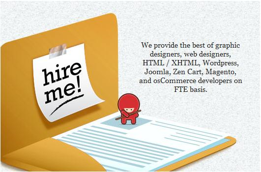 Hiring a Web Developer Steps for Hassle Free Solutions