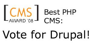 The best CMS solutions - Drupal