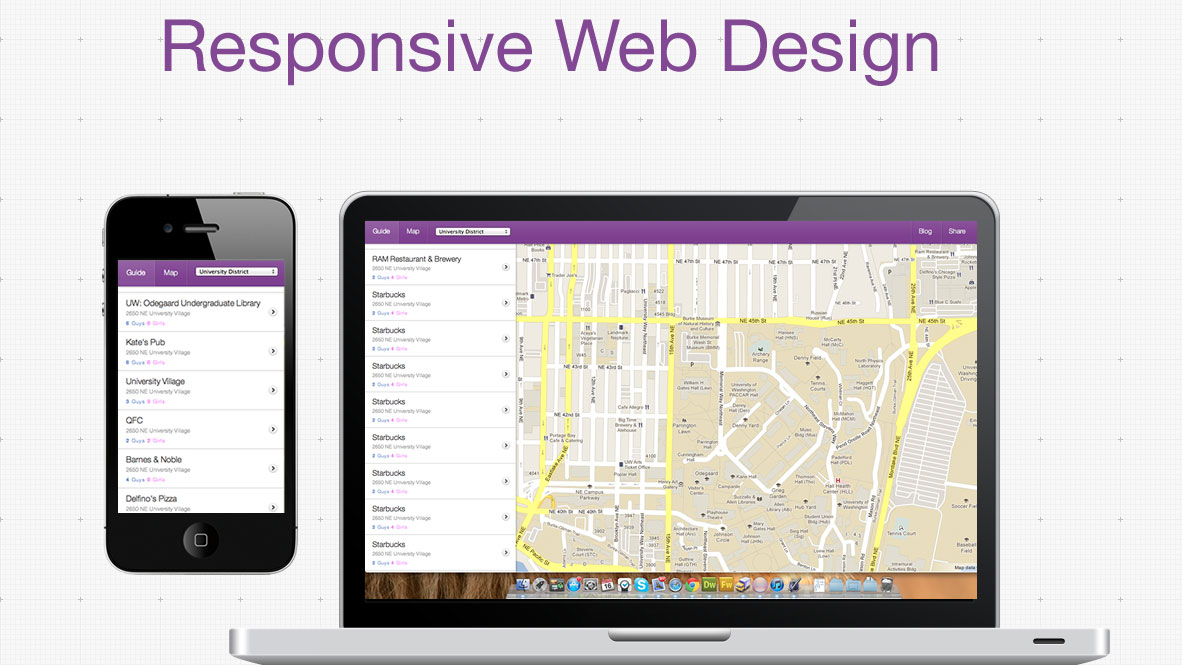 Responsive Web Design For All Kind Of Screen Sizes Csschopper