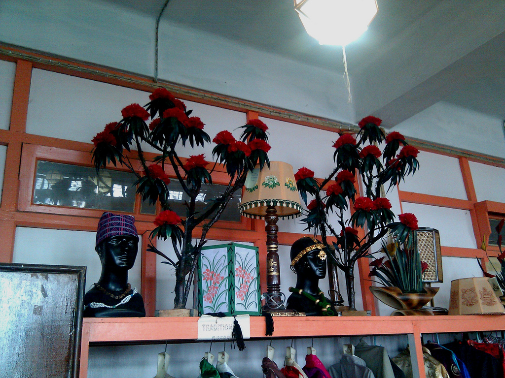 Cottage and Handicraft Industry