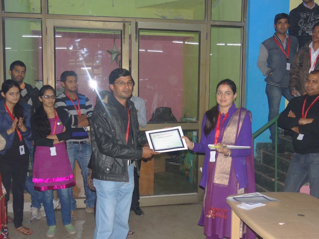 Award Distribution