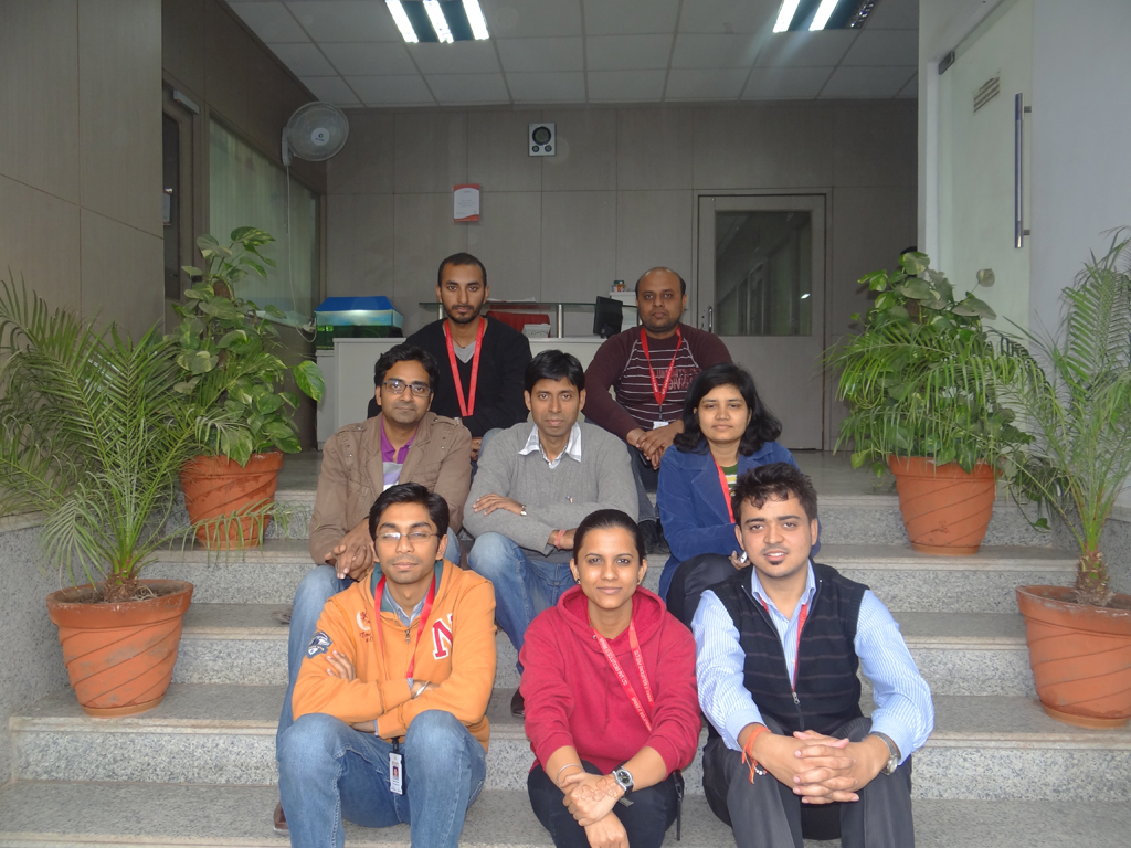 Project Co-ordination Team