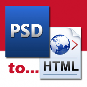 PSD-to-HTML Conversion India