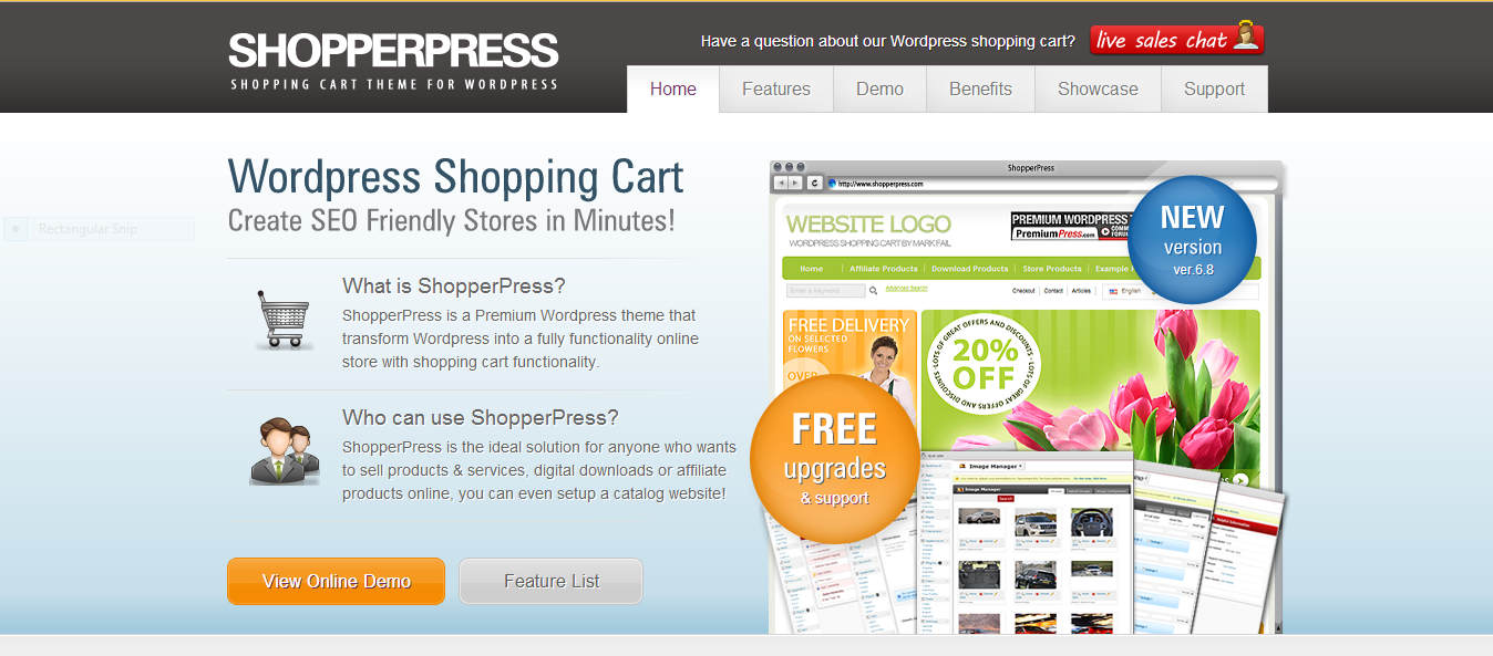 PSD To ShopperPress