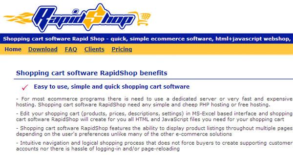 RapidShop