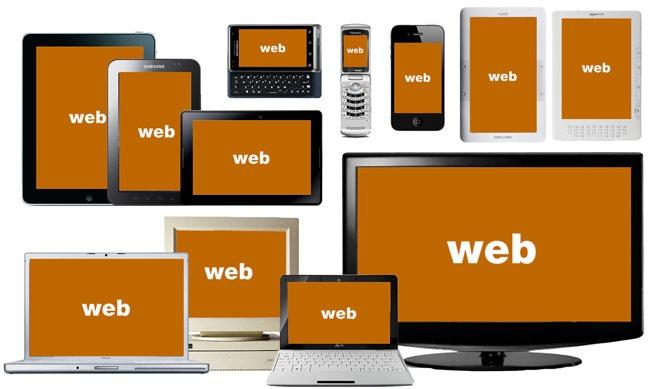 Responsive Adaptive Web Design
