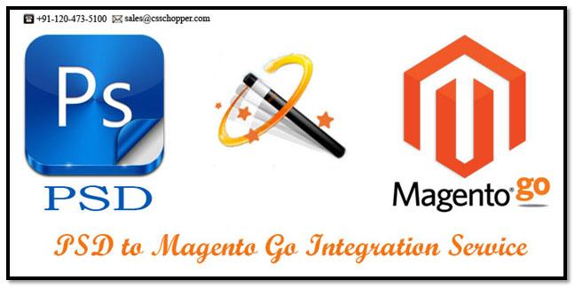 PSD to Magento Go