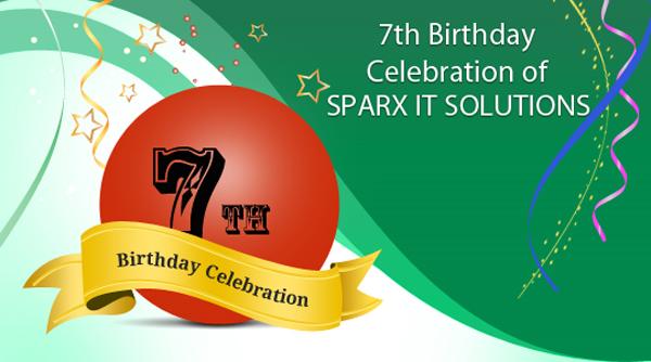 Sparx 7th Foundation Day Celebration
