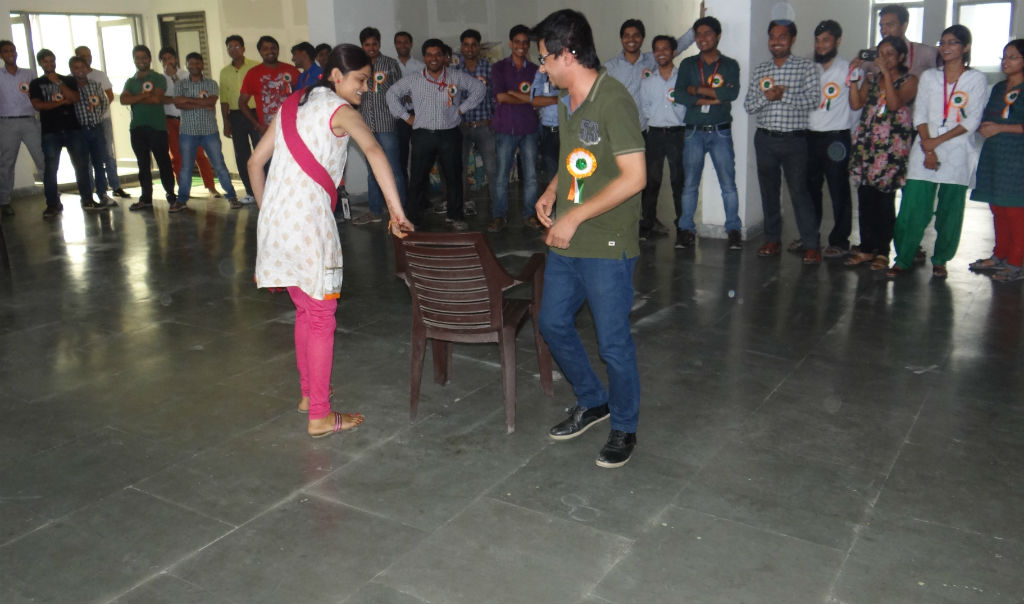 Musical Chair Competition