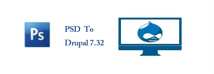 PSD-to-Drupal 7.32 Conversion
