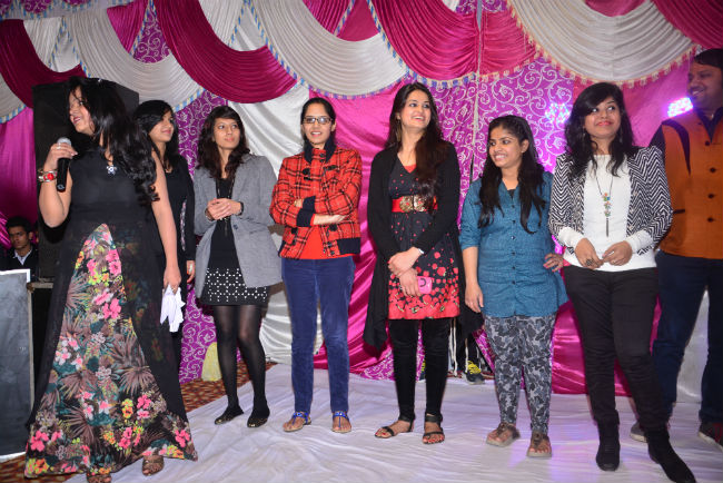 Ramp Walk-Girls