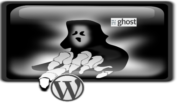 Ghost vs Wordpress - Ghost the best substitute of wordpress