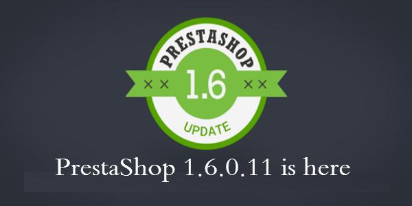 PrestaShop 1.6.0.11