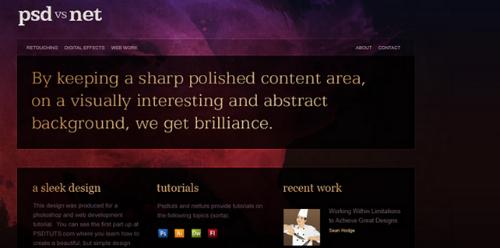Build a Sleek Portfolio Site from Scratch Tuts Code Tutorial
