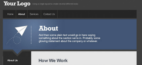 Converting a Design From PSD to HTML Tuts Code Article