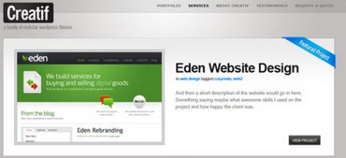 set of Website Designs Step by Step Tuts