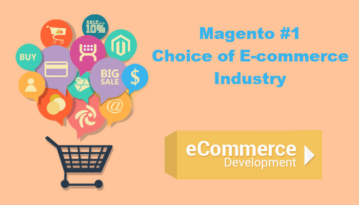 Magento Best Choice of E-commerce Industry