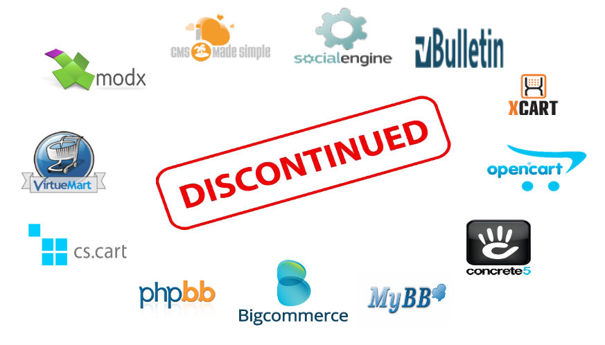 Service Discontinue