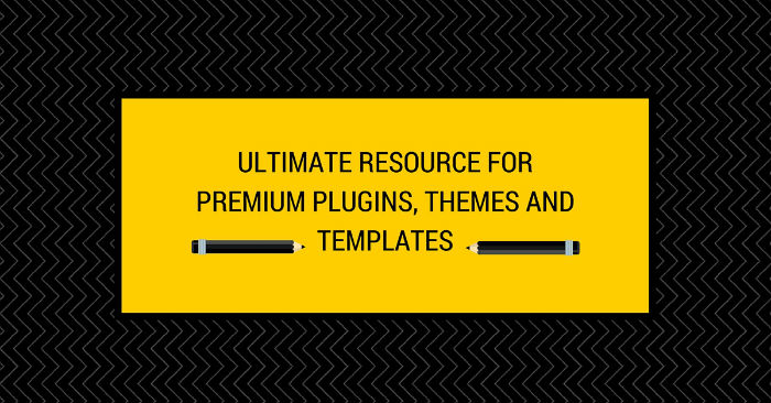 Premium Plugins Themes And Templates