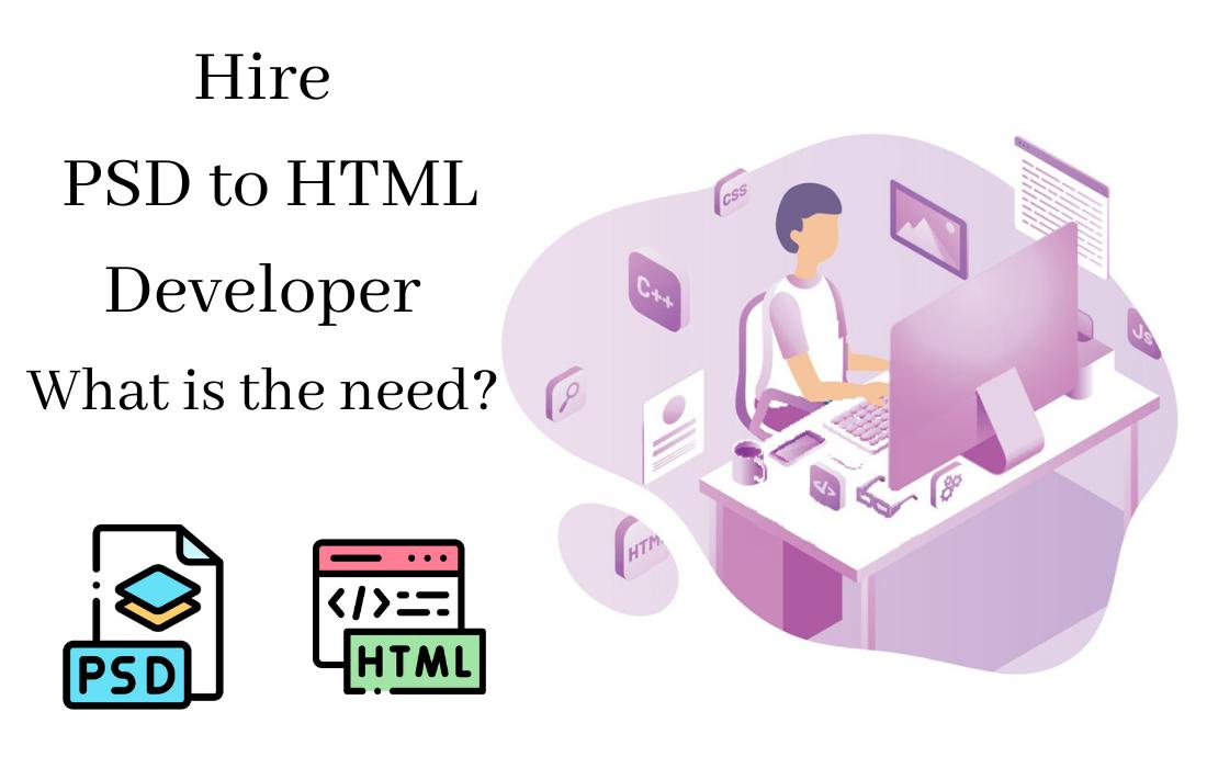 Hire PSD to HTML developer