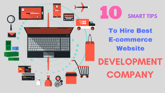 Hire Best Ecommerce Website Development Company