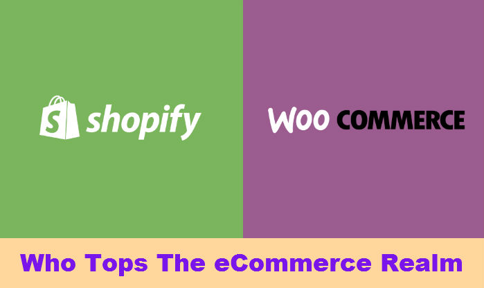 Shopify or WooCommerce Comparision