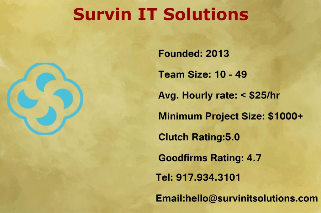 Survin IT Solutions