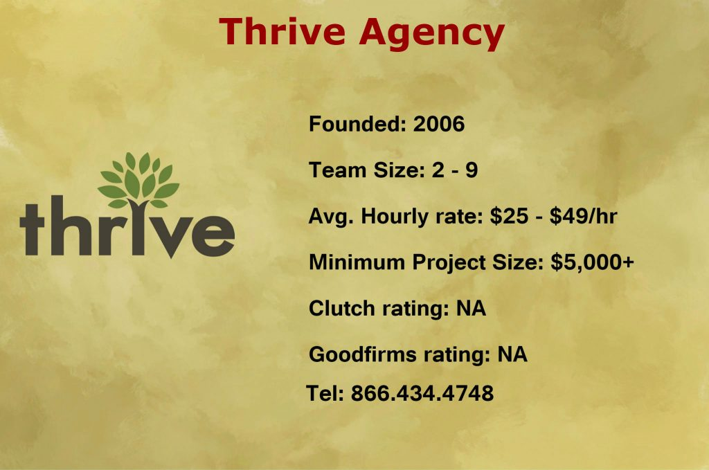 Thrive Agency