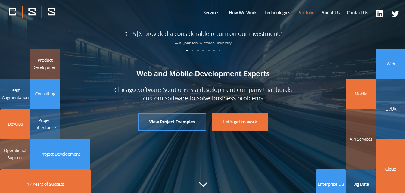 Chicago software