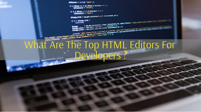 Top HTML Editor