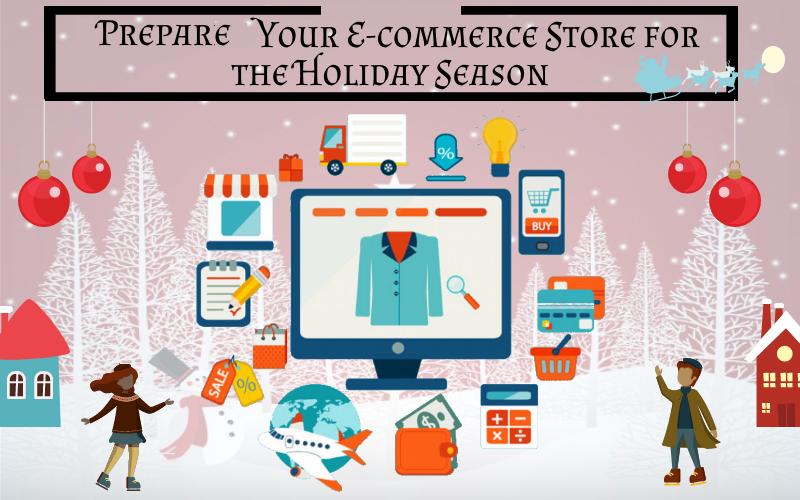 Prepare E-commerce website for Holiday Season