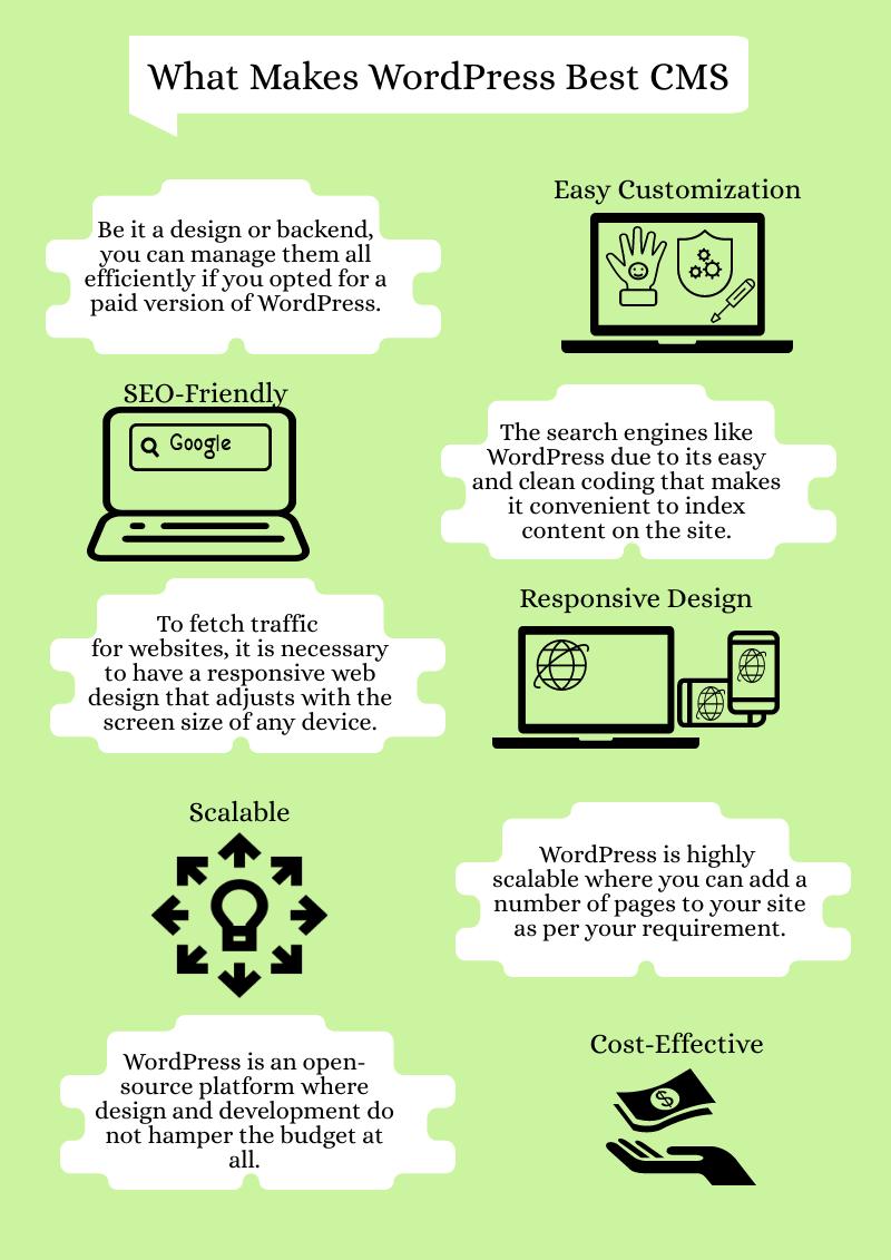 What Makes WordPress Best CMS