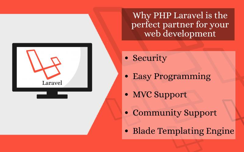 Why is PHP Laravel the perfect partner for your web development