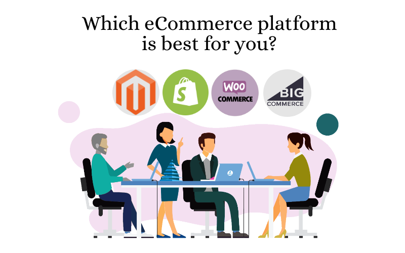 Which eCommerce platform is best for you