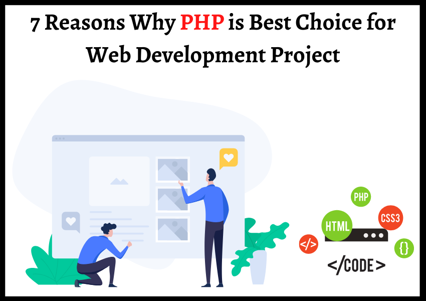 Reasons Why PHP is Best For Web Development