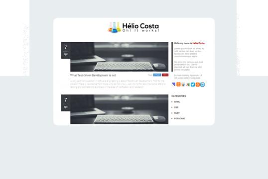 Helio Costa Home Desktop