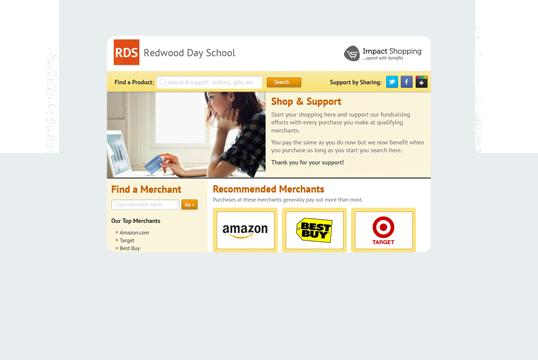 Redwood Day School Home Desktop