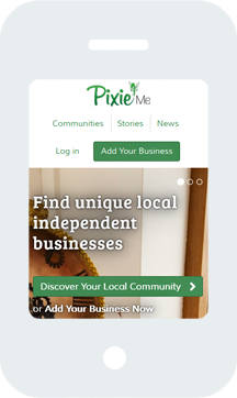 Pixie Me Home Mobile