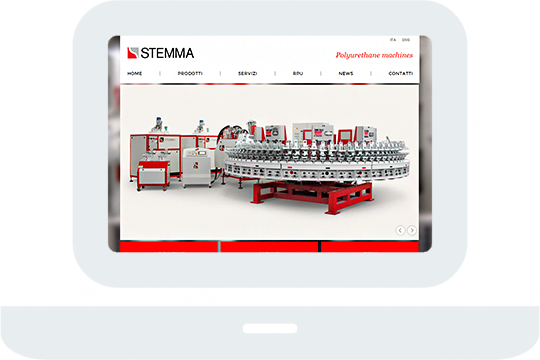 Stemma Home Desktop
