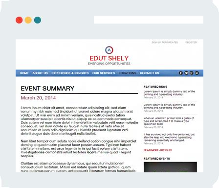 Edut Shely Event