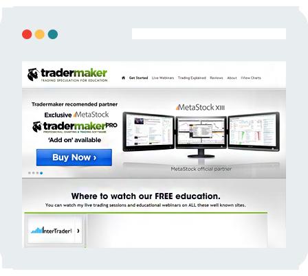 TradeMaker Home