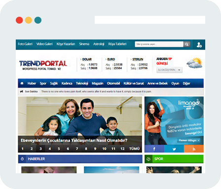 TrendPortal Home