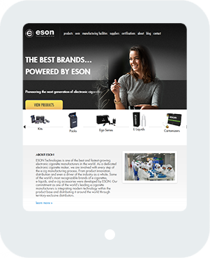 Eson Technologies Home Tablet