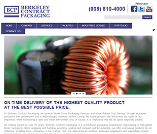 Berkley Contract Packaging Tile