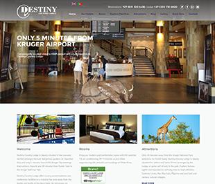 Destiny Country Lodge Tile